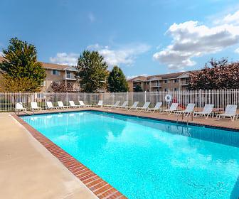 Pool, Sunridge Apartments
