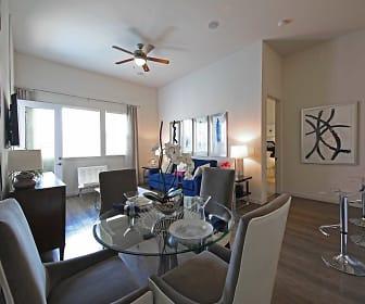 Living Room, Motif