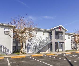 Building, Contemporary Housing Alternatives of Florida, Inc- Northside Group