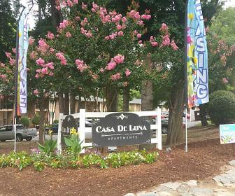 Casa De Luna, Atlantic, Raleigh, NC