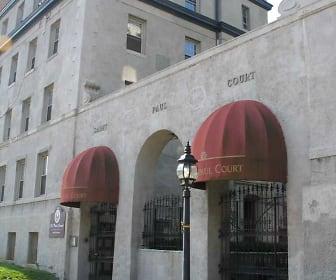 Building, Saint Paul Court