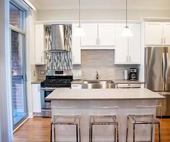 Kitchen, Reside on Jackson
