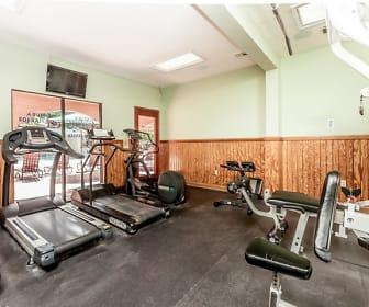 Fitness Weight Room, Aventura Harbor