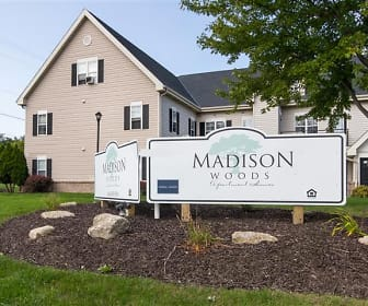 Madison Woods, Wisconsin School of Professional Psychology, WI