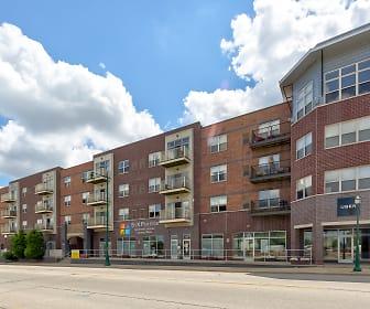 Six Points Apartments, West Allis, WI