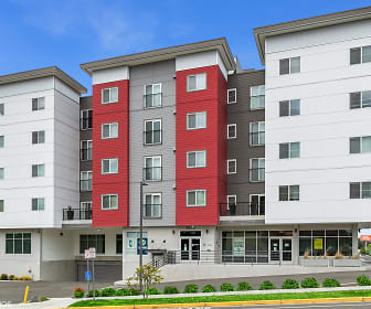 Campus View Student Housing (College Dorm), West Hill North, Kent, WA