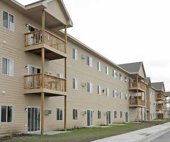Dakota Estates, C C Lee Elementary School, Aberdeen, SD