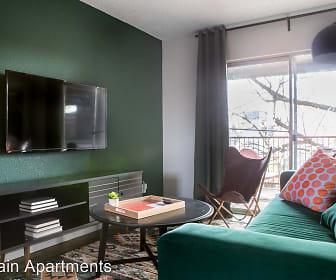 Living Room, 5112 S. 1st Street