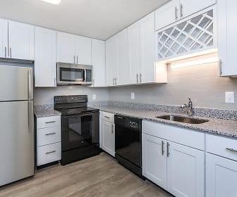 Kitchen, Kingston Pointe Apartments