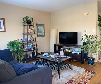 Living Room, 2118 Grove Circle