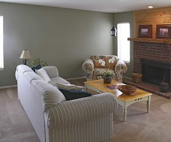 Living Room, Spring Creek
