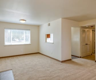 Dining Room, Mission College Apartments