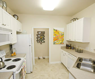 Kitchen, Abberly Place at White Oak Crossing