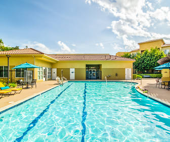 Pool, Tesoro Senior Apartments