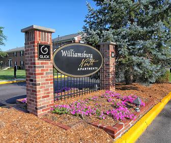 Community Signage, Williamsburg North