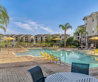 Pool, Art Avenue Apartments