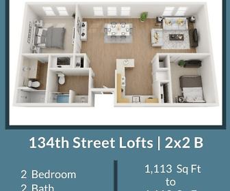 134th Street Lofts, Starcrest, Salmon Creek, WA