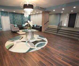 Waldorf Park Apartments, North Hills High School, Pittsburgh, PA