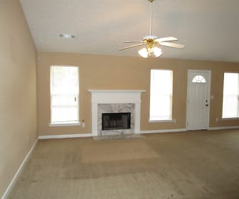 Living Room, 6010 Hillvale Trail