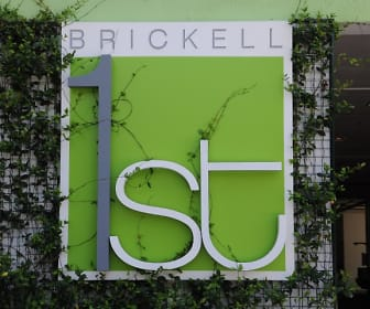 Brickell 1st Apartments, Dade North, FL