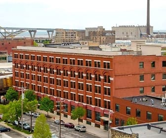 Historic Fifth Ward Lofts, Walker's Point, Milwaukee, WI