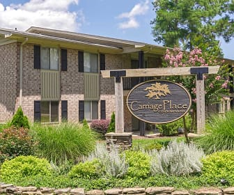 Carriage Place Condominiums, Cardinal Newman School, Columbia, SC