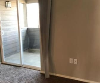 Living Room, Creekside Townhomes