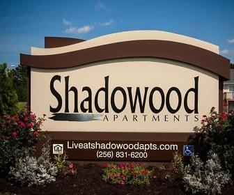 Community Signage, Shadowood Apartments