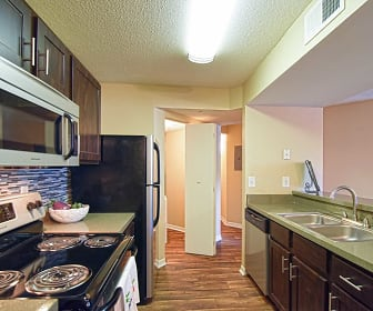 Kitchen, The Place at Capper Landing