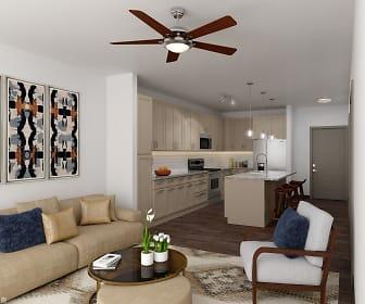 Living Room, Attiva Peachtree