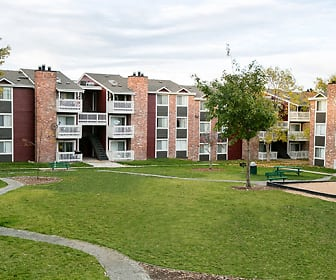 Cambrian Apartments, Cambridge College, CO