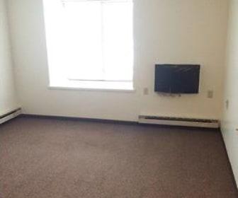 Living Room, Hillcrest Apartments