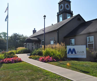 The M Club Apartments, 46237, IN