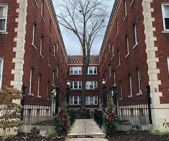 Classic City Apartments, New City School, Minneapolis, MN