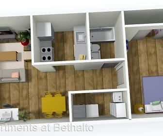 Metro Apartments at Bethalto, Wood River, IL