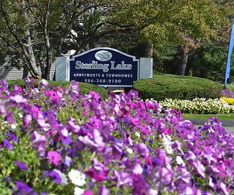 Sterling Lake, Macomb Christian Schools, Warren, MI