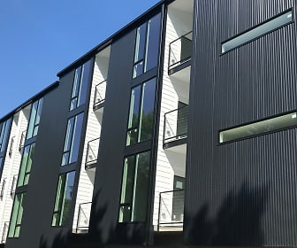 Building, Fairfax Flats