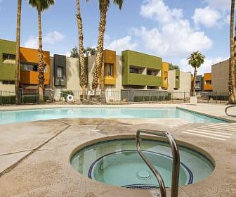 Pool, Cove On 44th