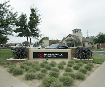 Community Signage, Raiders Walk