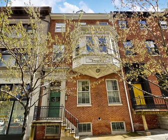 511-513 Cathedral, Mount Vernon, Baltimore, MD