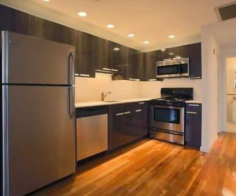 Kitchen, 107 Queensberry Street Apartments