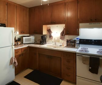 Kitchen, Minnehaha Apartments