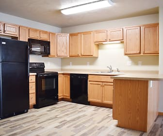 Northdale Apartments, North Hill, Minot, ND