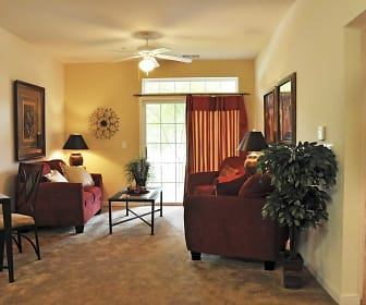 Interior-Living Room, The Villages Of Stoney Run