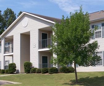 Park Wind Apartments, Jackson State University, MS