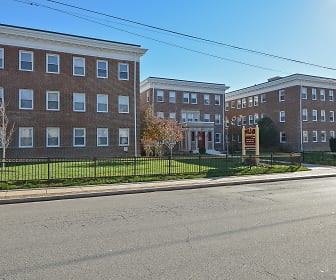 Suburban Court Apartments, Main Line, Ardmore, PA