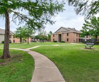 Garden Gate Apartments, Hunters Glen, Plano, TX