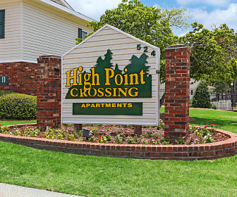 High Point Crossing, Augusta University, GA