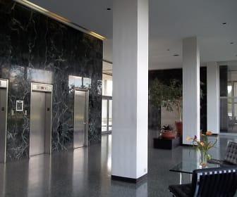 Lafayette Towers-Lobby, Lafayette Towers