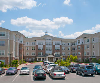 Building, Manor at Clopper's Mill - Senior Living 62+